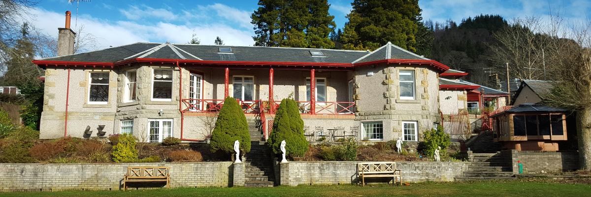 Marvelous Arran Lodge Holiday Home Callander Scotland Download Free Architecture Designs Scobabritishbridgeorg